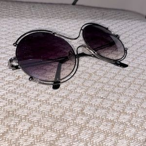 Ombre fade sunglasses